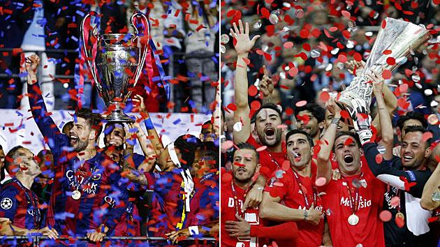 El siglo de oro del fútbol español