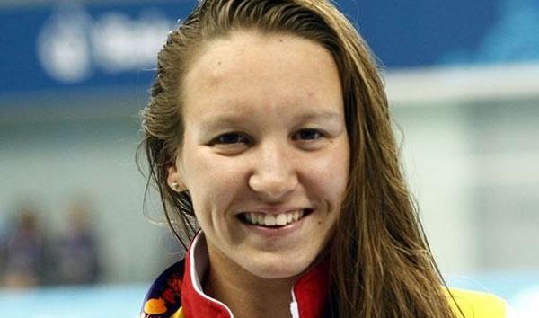 La nadadora Marina Castro otorga a España su vigésimo tercera medalla