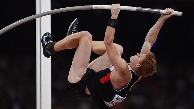 Barber,conquista en Pekín su primer título mundial de salto con pértiga