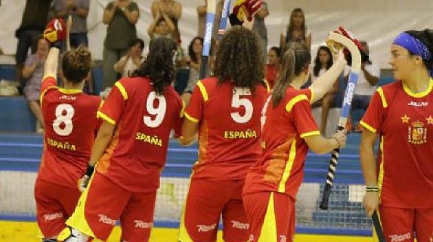 España logra su cuarto título europeo femenino consecutivo