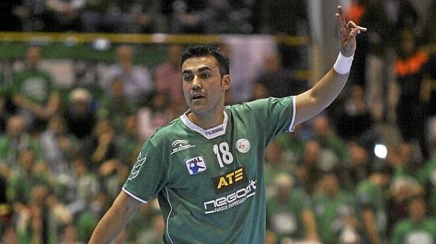 Pérez Canca, histórico del balonmano español, fallece a los 44 años