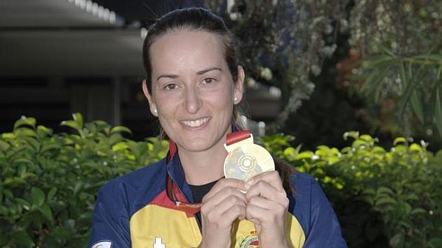 Fátima Gálvez ya apunta a Río