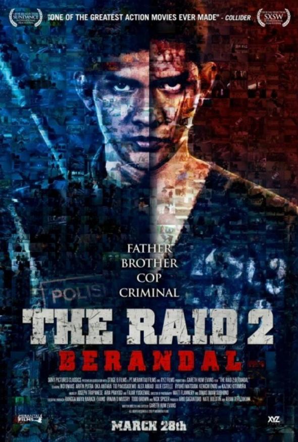 'The Zero Theorem' y 'The Raid 2'. en Nocturna 2014|Noche de Cine
