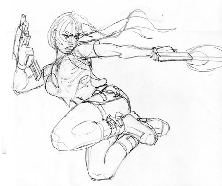 Manual De Tomb Raider 4