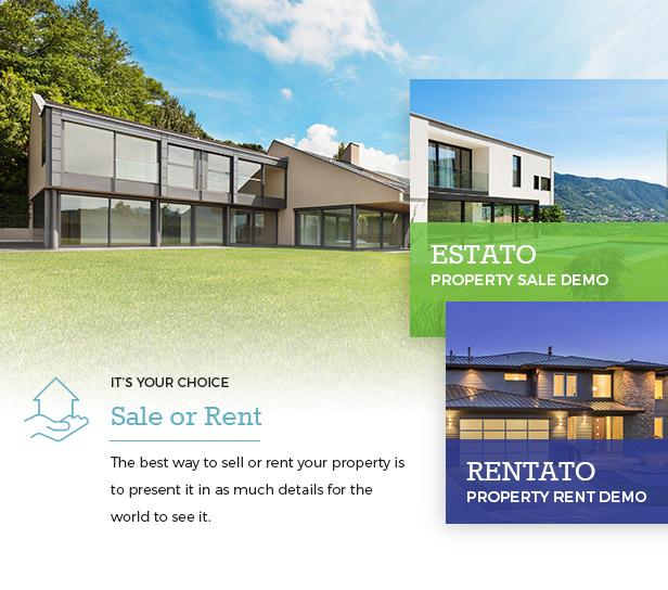 Single Property Real Estate - Estato - 4