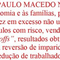 A Gestão de Paulo Macedo na CGD