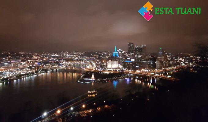 Pittsburgh Pensilvania Descubriendo un lugar encantador en 2019