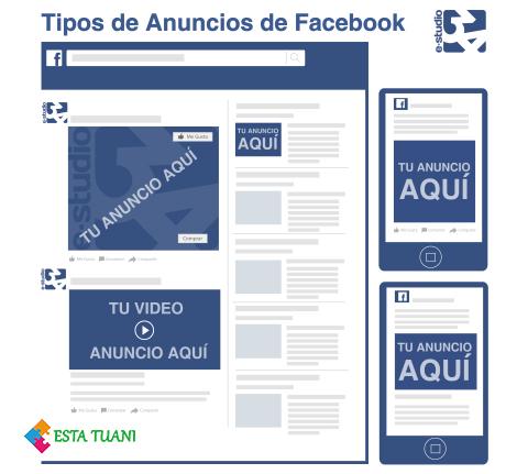 Facebook ads, esta tuani, estrategias de ventas usando facebook