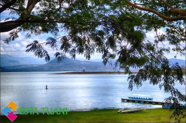 Los Lagos mas grandes de Centroamerica, Lago Guija, El Salvador-Guatemala