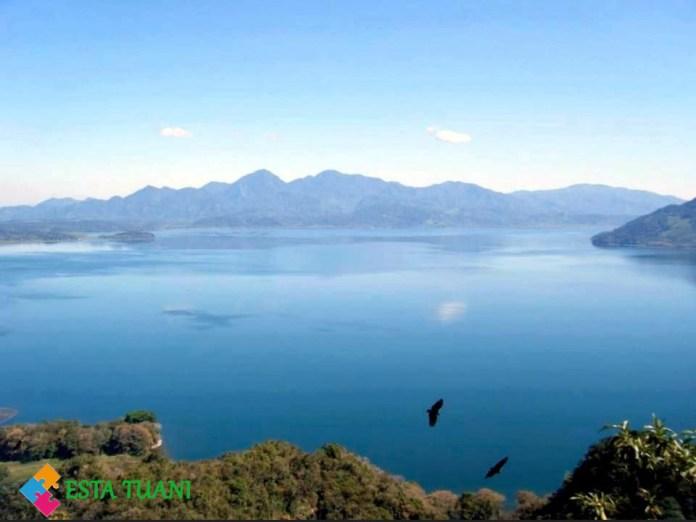 Los Lagos mas grandes de Centroamerica, Lago Yojoa, Honduras