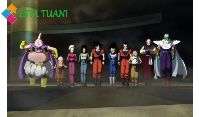 Premian 2do Opening de Dragon Ball Super