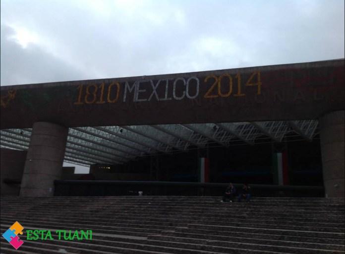 México, esta tuani, auditorio nacional de mexico