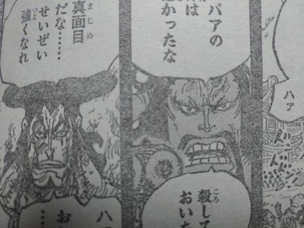 One Piece Manga 972 spoilers