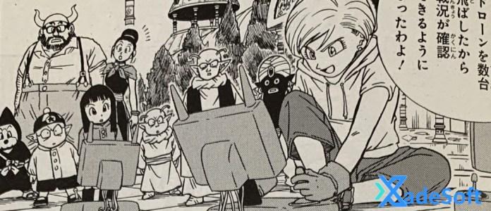 Dragón ball super manga 57: La Peleas de Todos