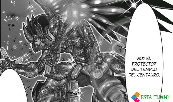 Saint Seiya Episode G Assassin manga especial 2020: Bonus