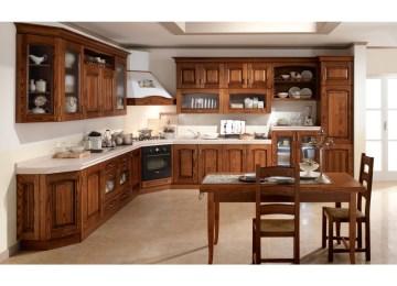 Cucina Legno Massello | Cucine In Legno Massello Moderne Top ...