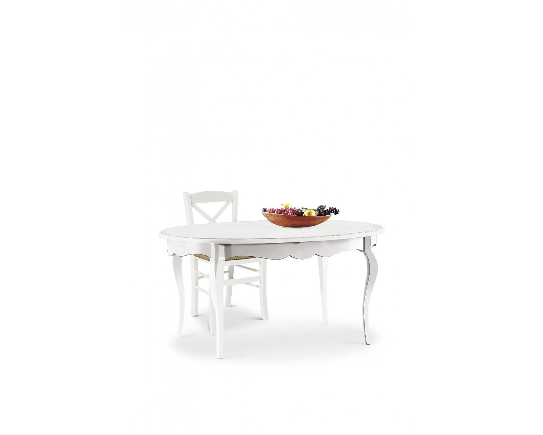 Tavolo Ovale Bianco : Tavolo ovale bianco tavolo ovale in resina bricofer