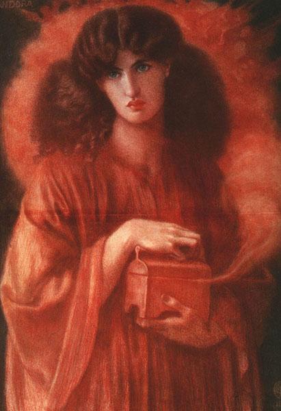 Pandora, de Rosetti