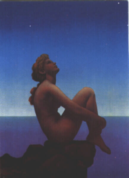 Maxfield Parrish, Stars