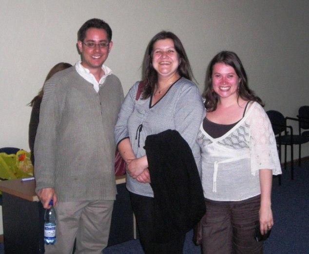 Con Ximena e Irene