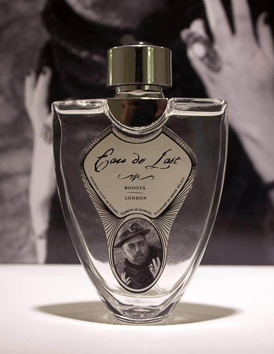latin milk perfume esteban peña art