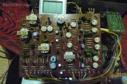 Main voice board of the Rhythm Fever. Almost identical to the Rhythm Producer and FR-6 boards