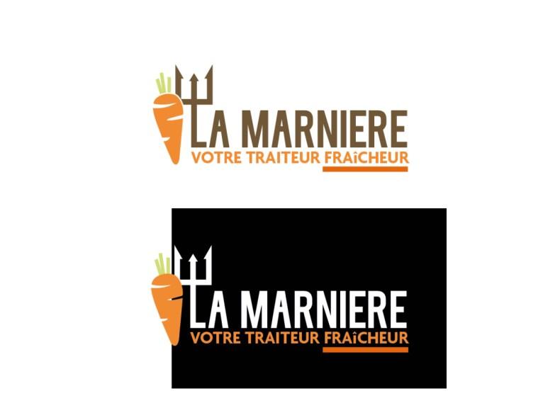 creation logo La Mariniere