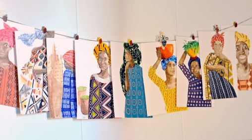 mural_Mali