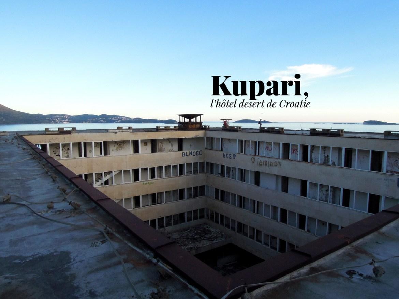 Kupari-croatie-titre