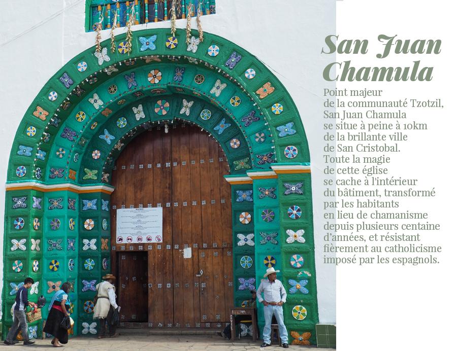 San Jaun chamula, eglise
