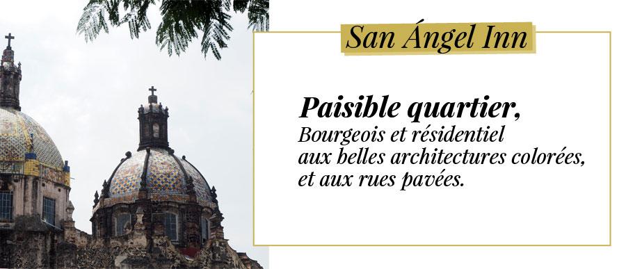 San Angel inn, Mexico-city