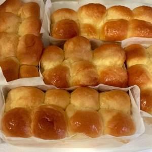 Panes de Brioche