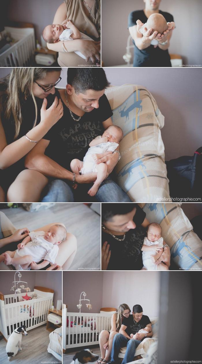 Photos nouveau ne bebe Theo 3