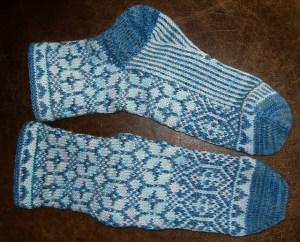 delftish Socks