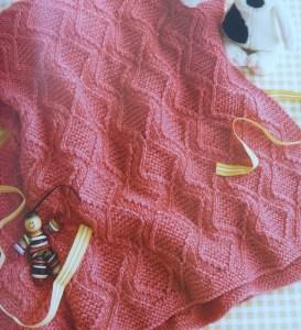 Cascade Cherub Blanket
