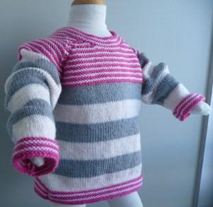 Cascade KAL sweater