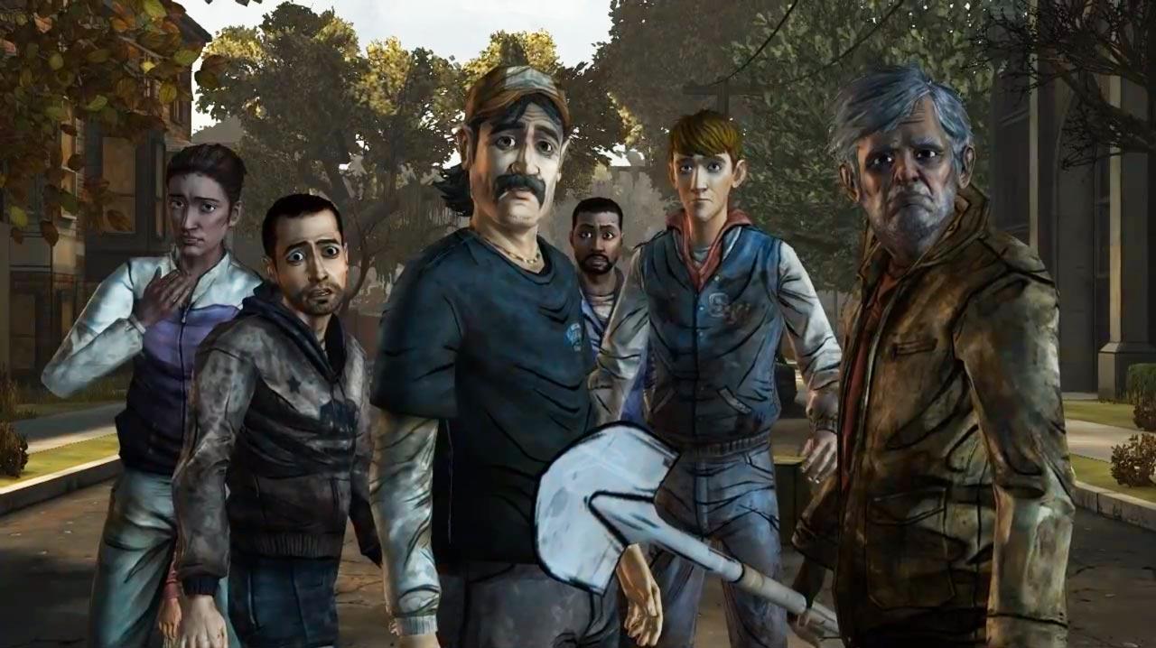 Este no es otro estúpido análisis: The Walking Dead. Temporada 1 ...