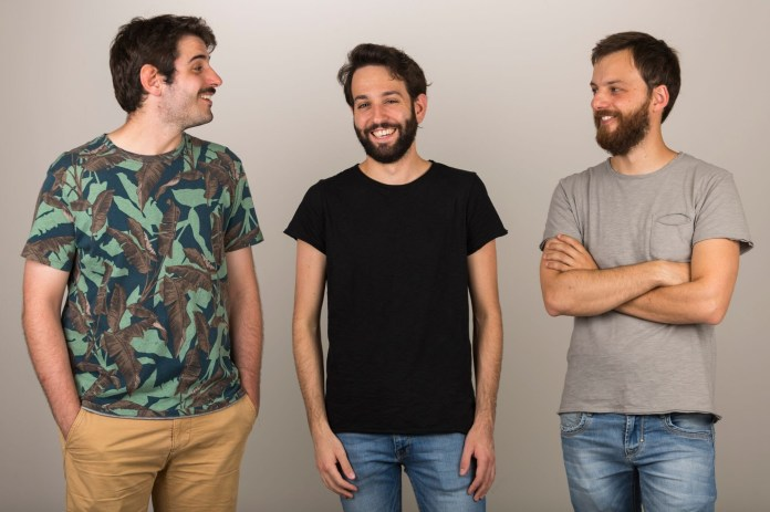 Membri della band Baruffa.