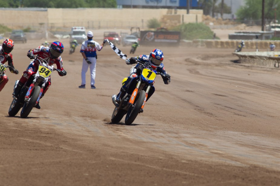 Arizona Mile - American Flat Track - May 12, 2018