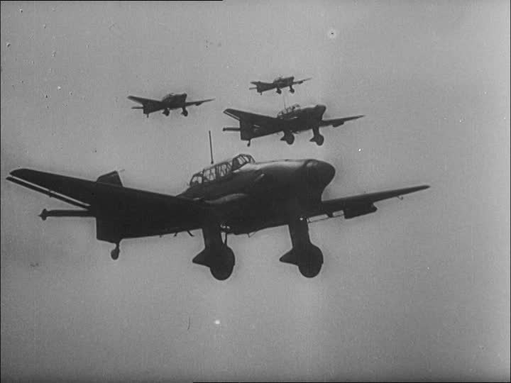 German airplanes