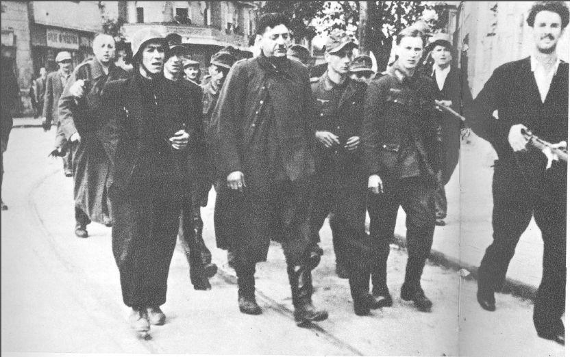 Заробљени Немци