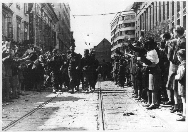 Ослобођење Београда