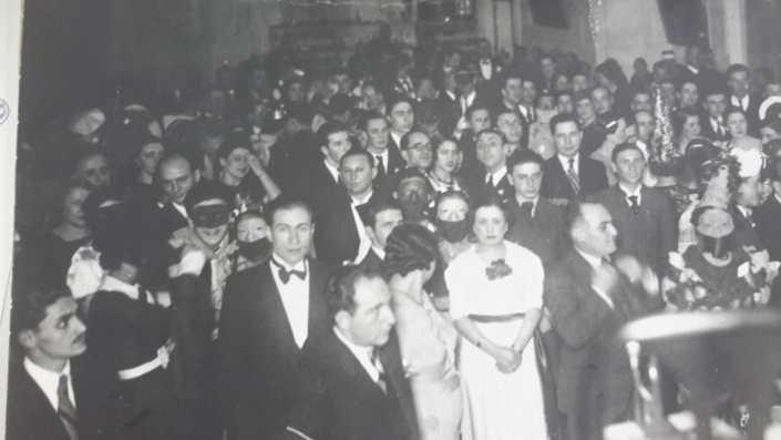 Purimski bal u Beogradu