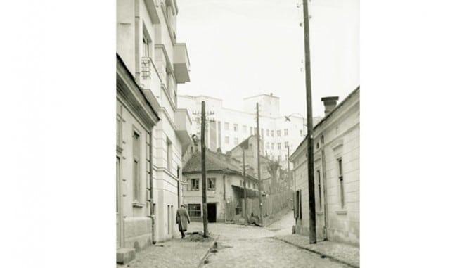 Скадарлија - зетска улица 1933