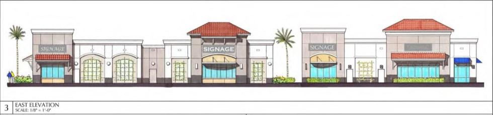 cocnut retail center