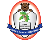 Three Oaks Elementary School Logo