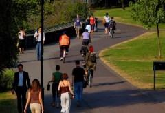 Bike and pedestrian master planning