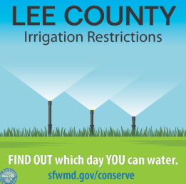 irrigation restrictions