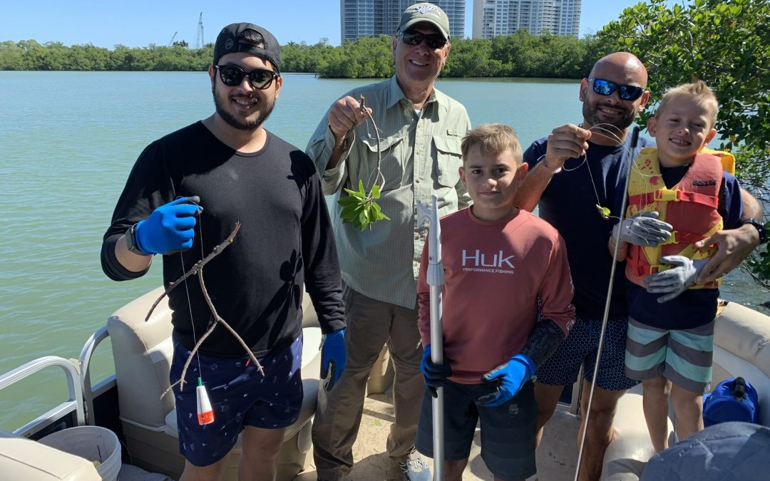 ECCl-sponsored flotilla sets stage for annual Estero Bay environmental initiatives