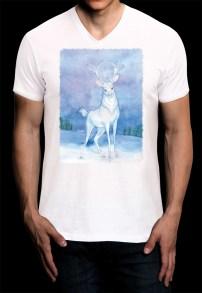 White Deer / Ciervo Blanco